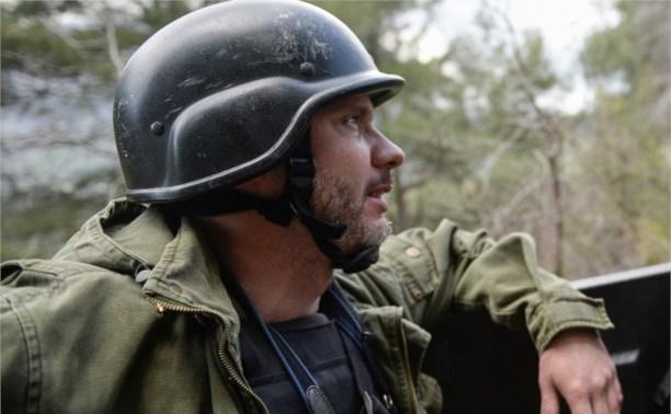 В Москве простились с погибшим под Донецком журналистом