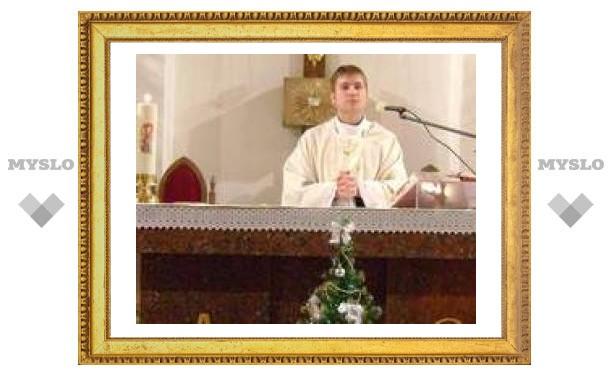 Католики Тулы отпраздновали Сочельник