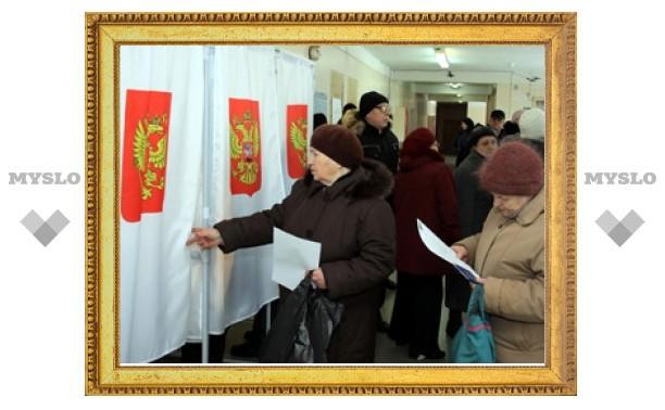 Явка избирателей на выборах Президента превысила 15% по России