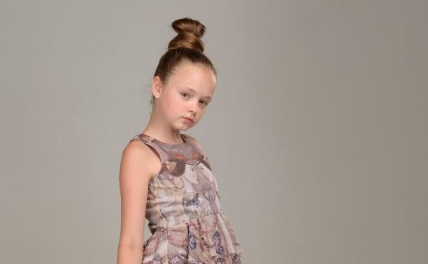 11-летняя тулячка Алина Терехова стала лучшей на международном конкурсе фотомоделей