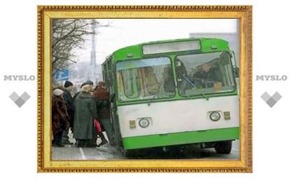 Отдел по транспорту администрации Тулы: автобусов в Туле хватает!