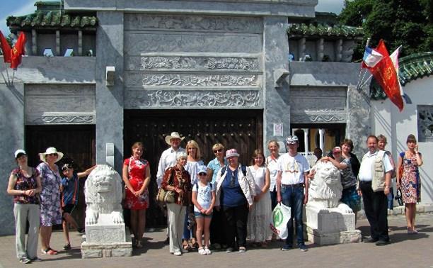 Туристический центр «Золотой город» посетила «Муза»