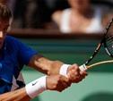 Тульский теннисист покидает швейцарский турнир