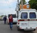 Сотрудники миграционной службы проверили водителей тульских маршруток
