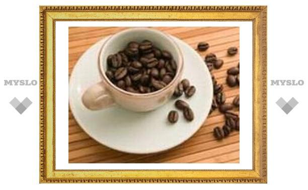 Кофе защищает от блефароспазма