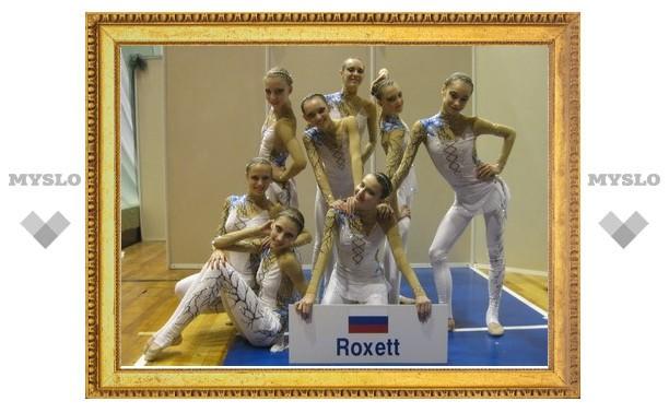 Тульский клуб «Roxett» блеснул в Болгарии