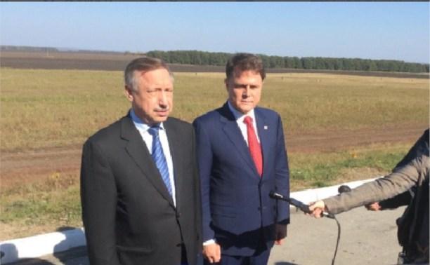 Александр Беглов: «Впервые в России произошёл симбиоз государственных и церковных мероприятий»