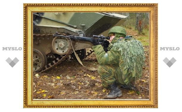В этом году в армию отправится меньше туляков