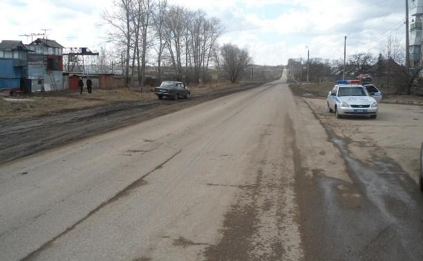 В Киреевске водитель сбил 11-летнюю девочку