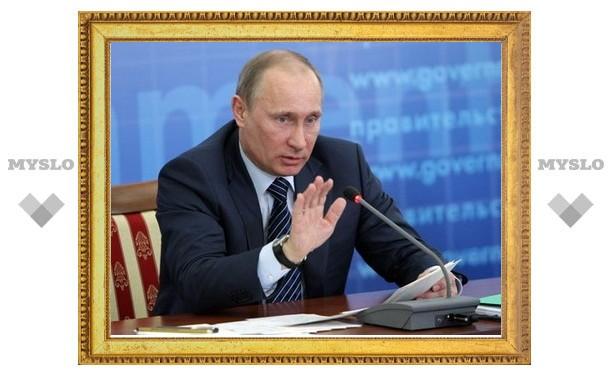 Путин пообещал молодым сельским врачам по миллиону рублей