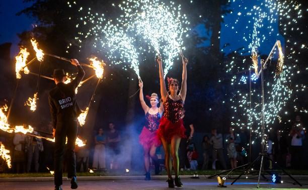 В Туле открылся I международный фестиваль молодёжных театров GingerFest