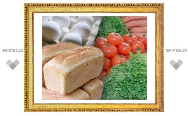 За месяц продукты в Туле подорожали на 20%