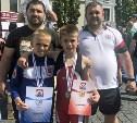 Тульские юные борцы вышли в финал турнира Vilnius Open 2019