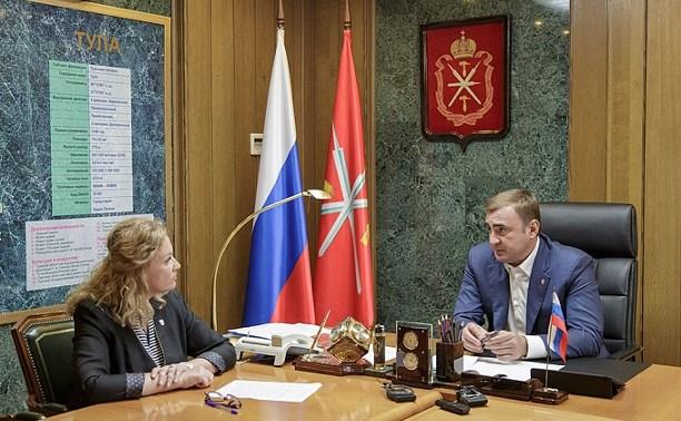 Министр здравоохранения отчиталась о работе выездных бригад