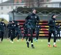«Арсенал» готовится к матчу с хабаровским «СКА»