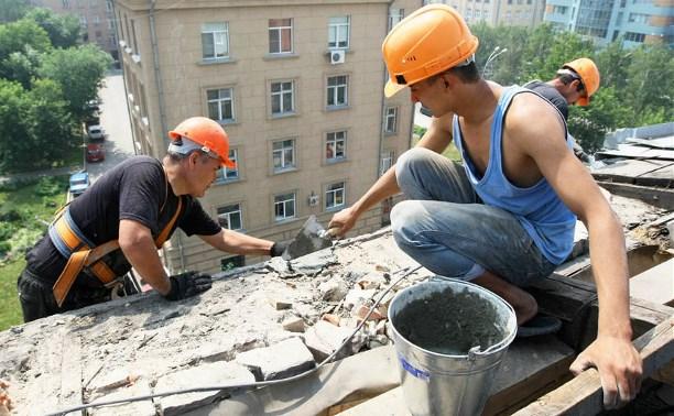 В Тульской области с 1 июля началась реализация программы капремонта