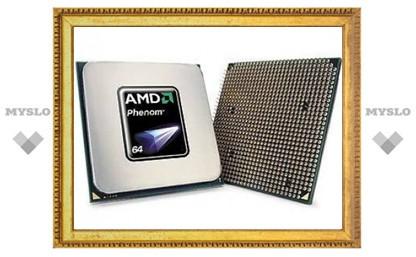 AMD заработала за год в 25 раз меньше Intel