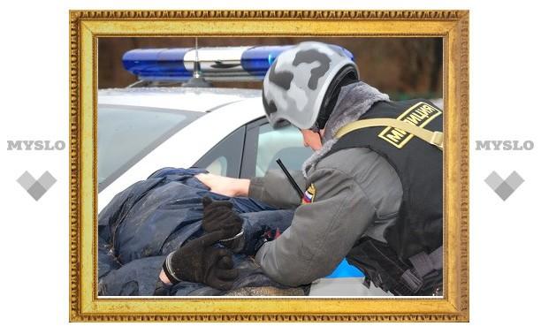 Тульские дружинники задержали наркоторговцев
