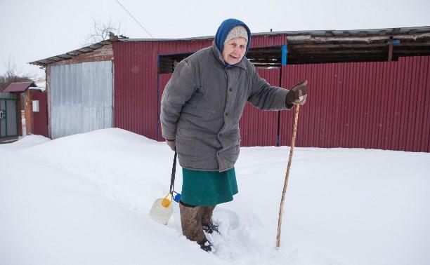 После публикации Myslo губернатор поручил наладить водоснабжение в щекинской деревне