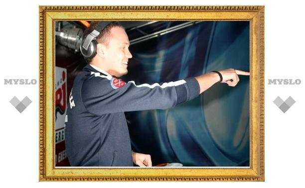 DJ Kopernik взорвал тульский танцпол
