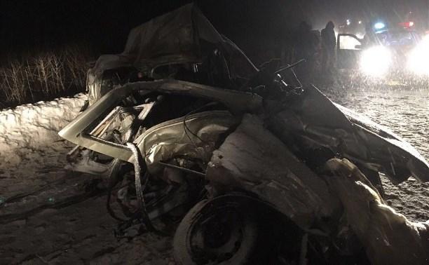 ДТП на трассе «Тула-Новомосковск»: новорождённый вылетел из машины, а автокресло было в багажнике