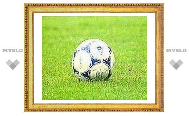 Юные тульские футболисты вторые в Подмосковье