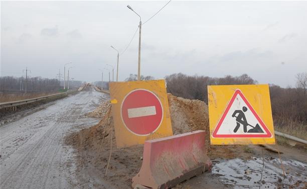 Мост через Калужское шоссе будет открыт к 20 декабря 2013 года