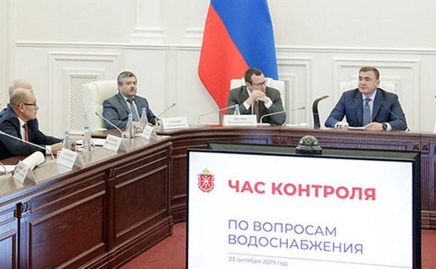 Владельцев водопровода в Донском привлекут к ответственности