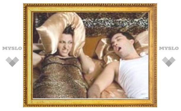 Тулячка задушила мужа и легла спать рядом с ним