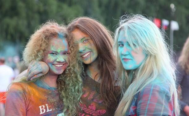 ColorFest в Туле: буря ярких красок и эмоций