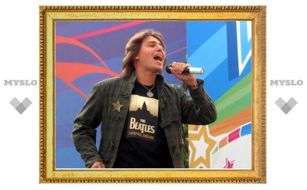 Владимир Цветаев выступил на Дне Москвы