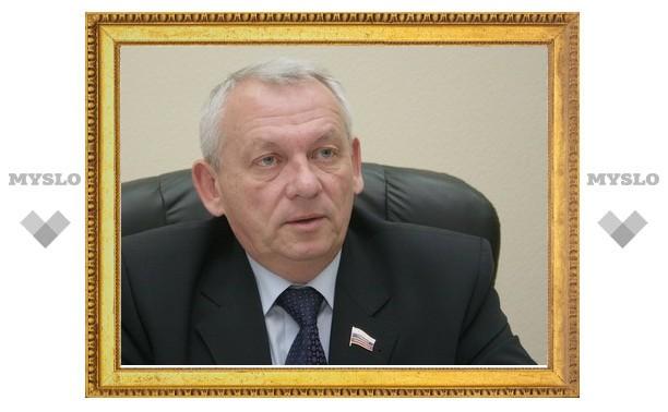 """Александр Прокопук: """"Тульские дворы плохо убирают от снега"""""""