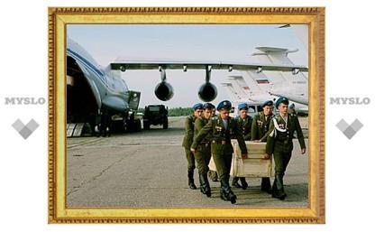 Тела погибших в Пскове десантников еще не предали земле