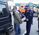 Три инспектора ДПС пострадали из-за агрессивного автолюбителя