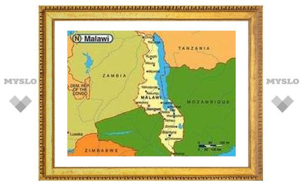 В Малави разбился самолет горняков