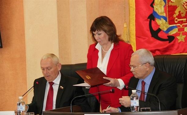 Тула и Керчь подписали договор о взаимовыгодном сотрудничестве