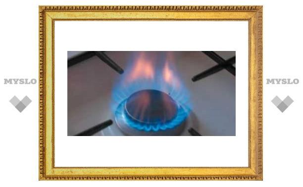 Газовая плита едва не сожгла тулячку
