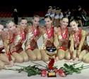 Юные тульские гимнастки из клуба «Роксэт» привезли серебро из Подмосковья