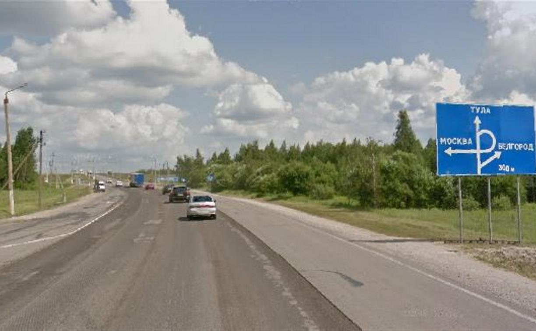 На путепроводе на Калужском шоссе почти на полгода ограничат движение транспорта