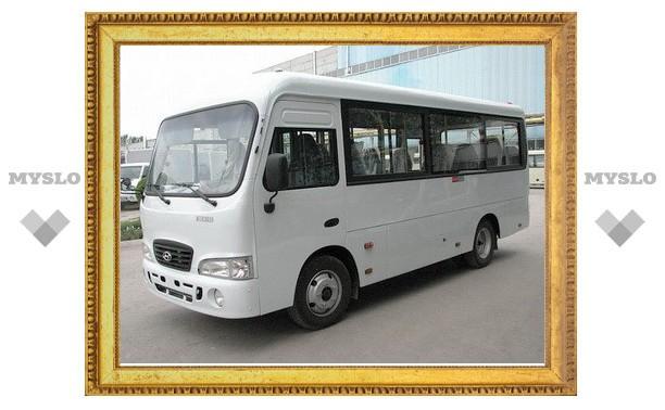 В Туле будут производить автобусы «Хюндай»