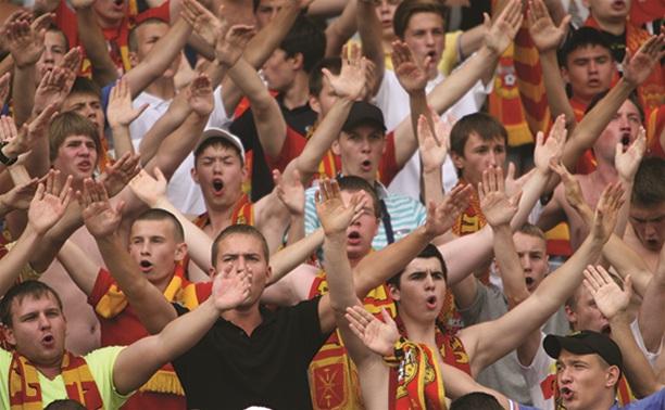 Болельщики тульского «Арсенала» бьют тревогу