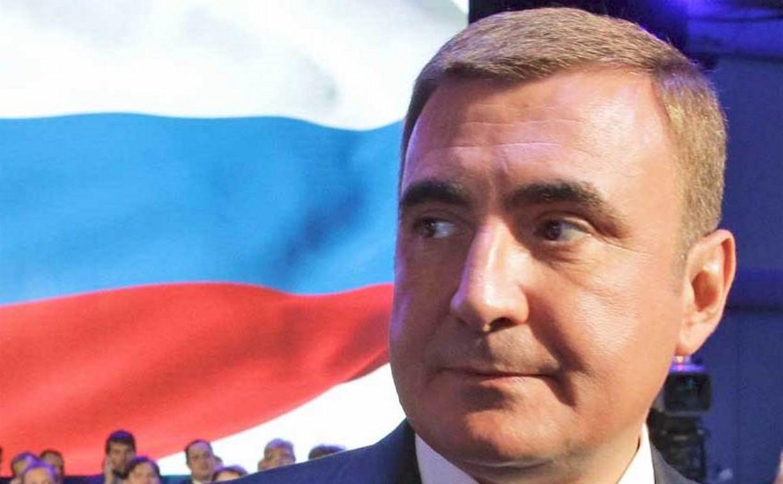 Алексей Дюмин принял участие в съезде «Деловой России»