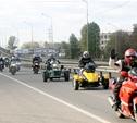 Новомосковские байкеры закрыли мотосезон