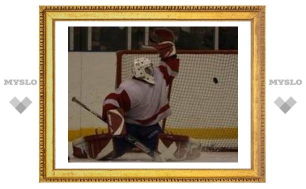 В Алексине определили лучших хоккеистов