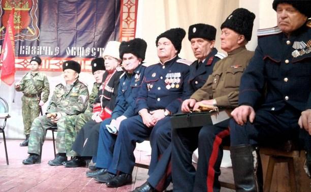 В Туле выбрали атамана Западного окружного казачьего общества