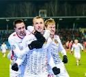 Гол Осипова признан лучшим в рейтинге 7 голов РФПЛ, забитых головой