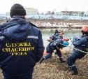 Тульские спасатели тренировались спасать людей на Упе во время паводка: фоторепортаж