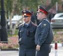 В Белоусовском парке будет круглосуточное дежурство полицейских