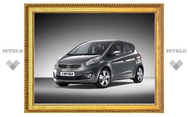 В начале 2011 года Kia привезет в Россию новую модель
