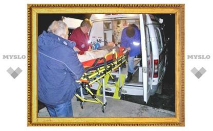 Под Тулой виновник ДТП бросил умирать свою пассажирку
